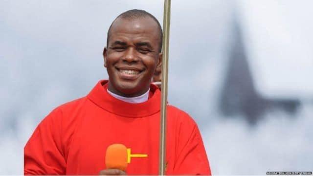 Fr Mbaka education