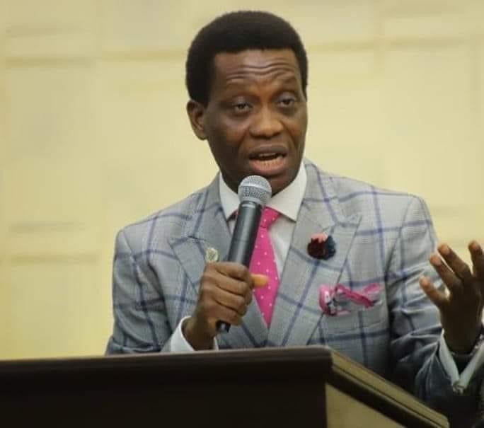 Pastor Dare Adeboye career and education