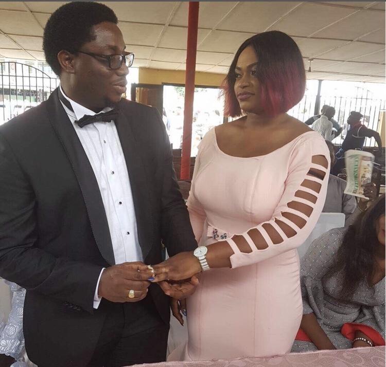 Kayode Badru wife