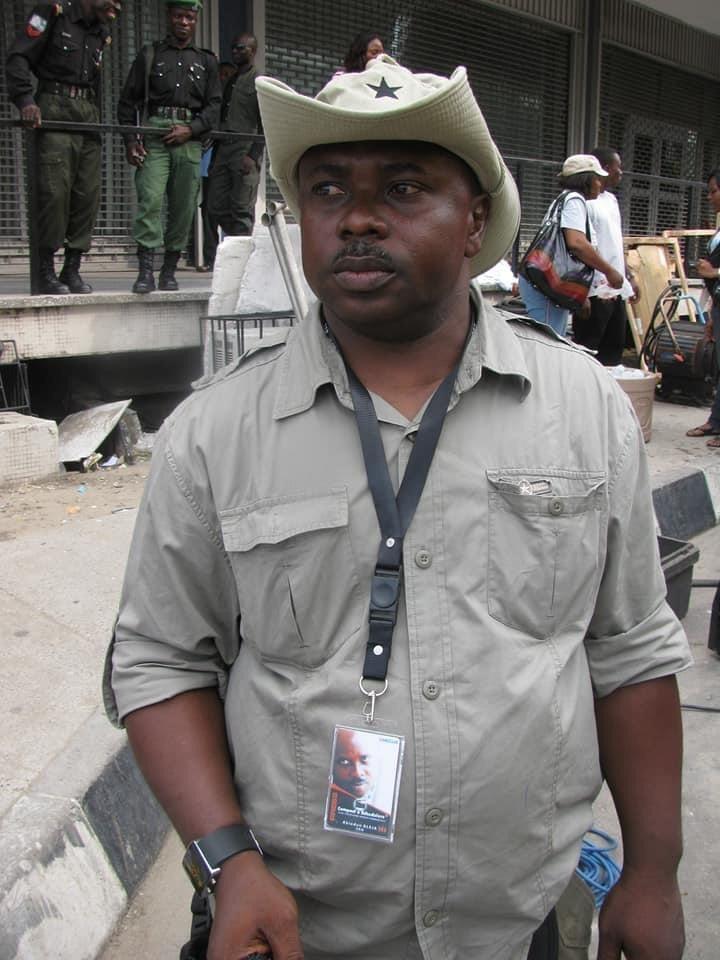 Abiodun Aleja career