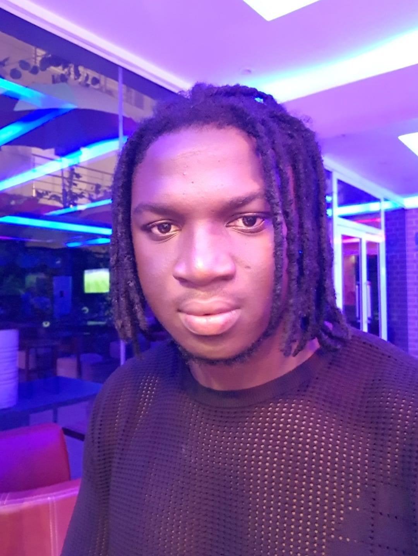 Nigerian Idol Francis Atela education
