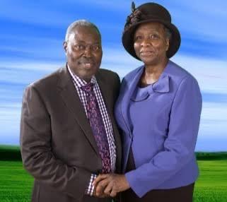 Pastor Kumuyi wife and children