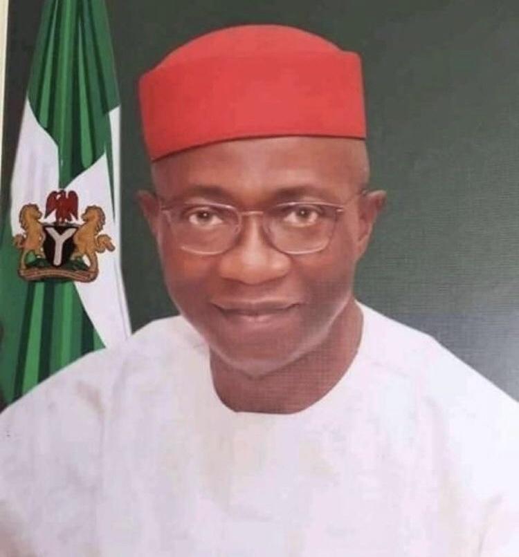 Imo Deputy Governor Placid Njoku Biography