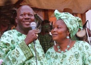Baba Suwe Wife