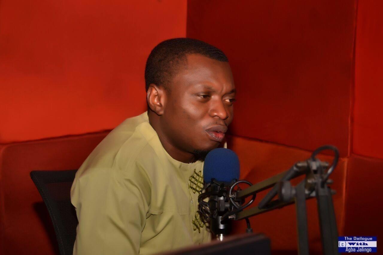 Agba Jalingo education and career