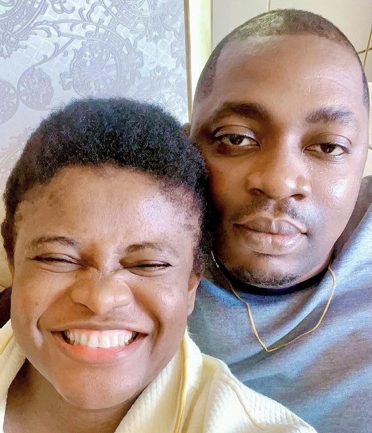 Angela Nwosu Husband