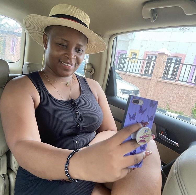 Princess BBNaija Taxi driver