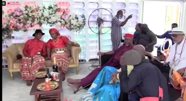 Erumena Amata wedding