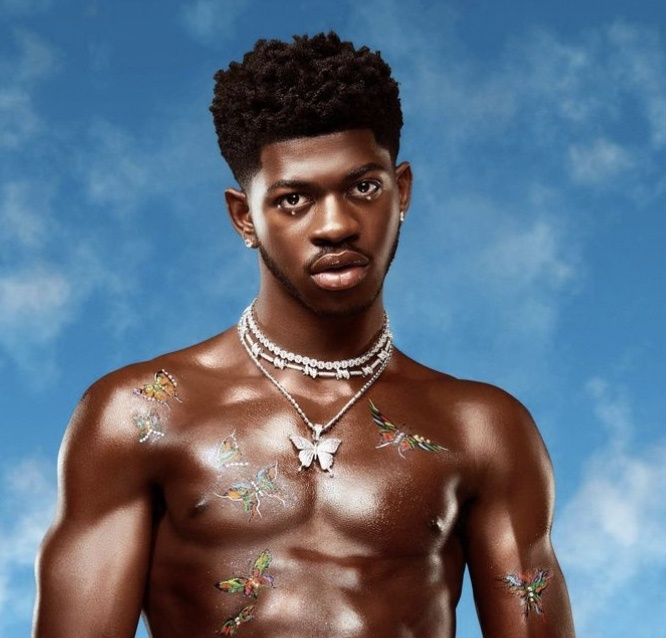 Lil Nas x Gay Sexuality
