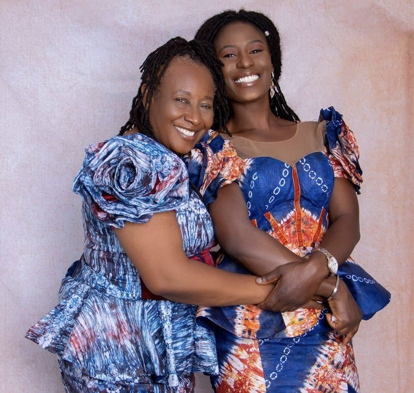 Patience Ozokwor Husband and children